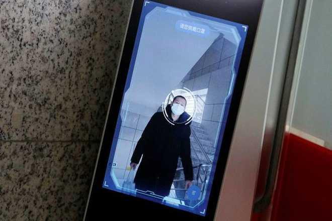 Công nghệ nhận diện khuôn mặt khi đeo khẩu trang đắt hàng