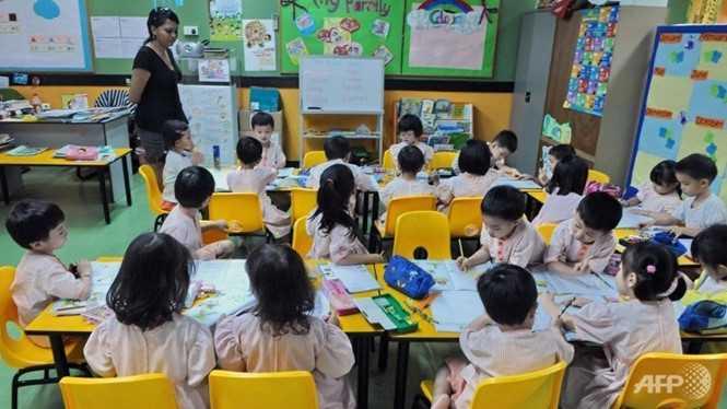 Gần 85% trường học Singapore dùng công nghệ điểm danh học sinh